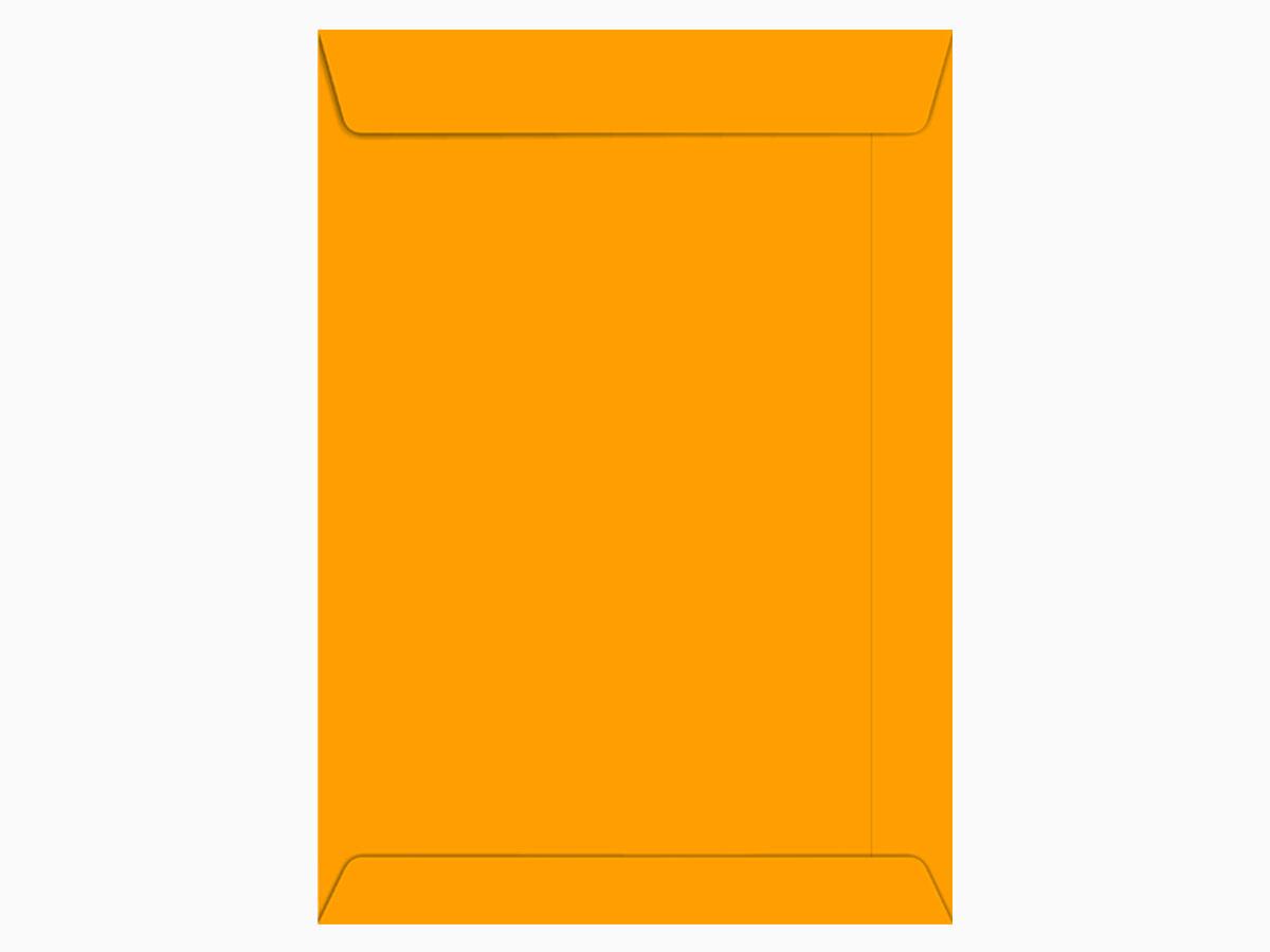 Envelope Saco Kraft Ouro 250, 176 x 250 mm, 80 gr, Caixa Com 250 Unidades, Foroni