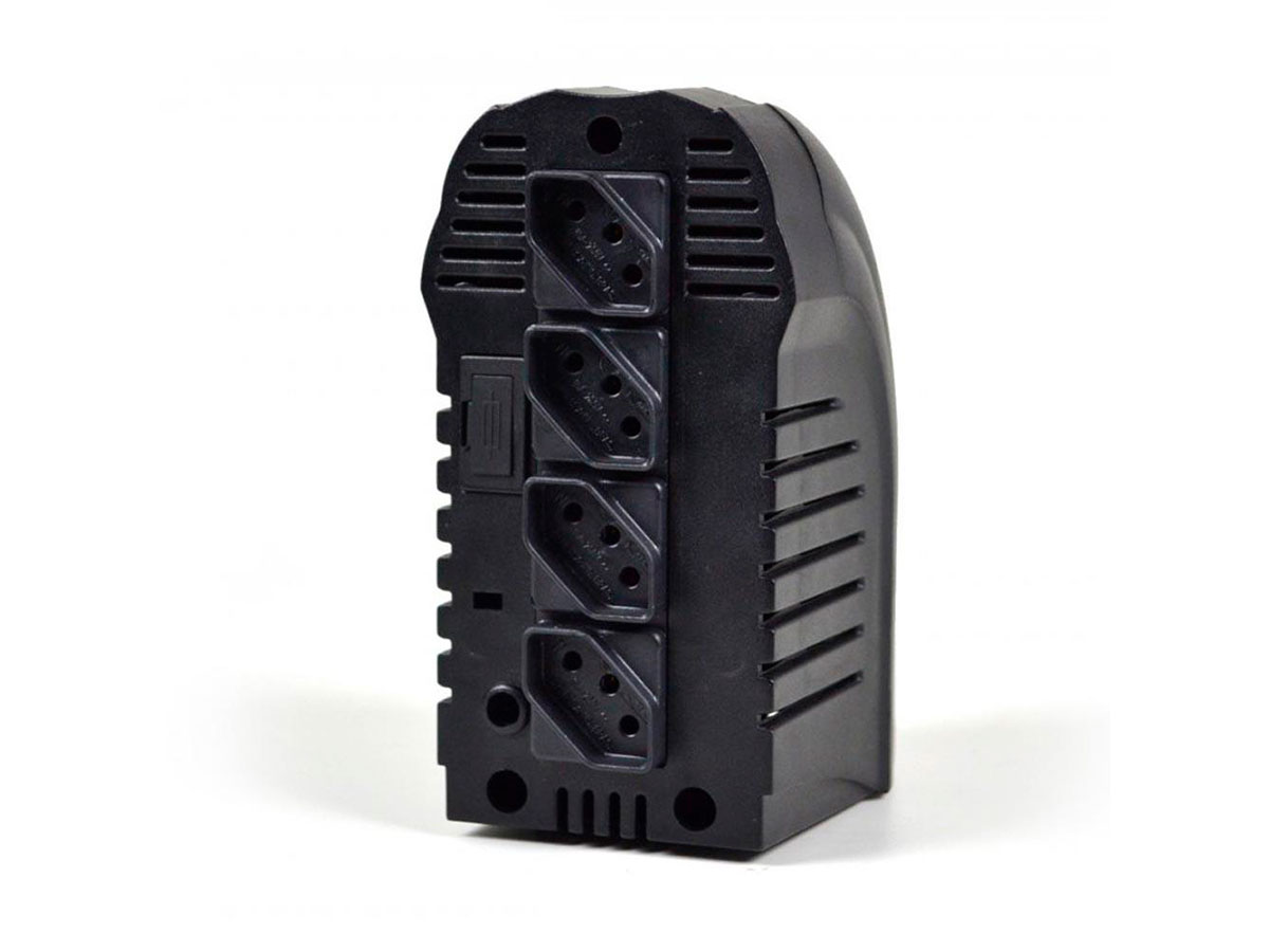 Estabilizador Ts Shara 300VA Bivolt Saída 115V POWEREST 4T - 9001