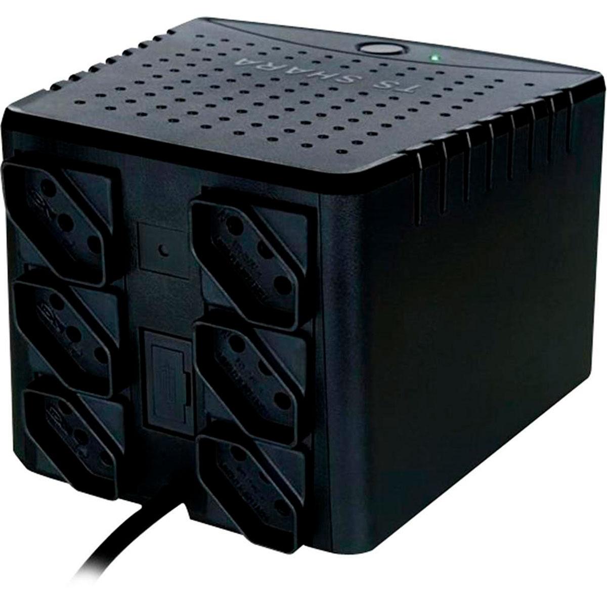 Estabilizador Ts Shara Powerest Home 1500VA Mono Saida 115V - 9008