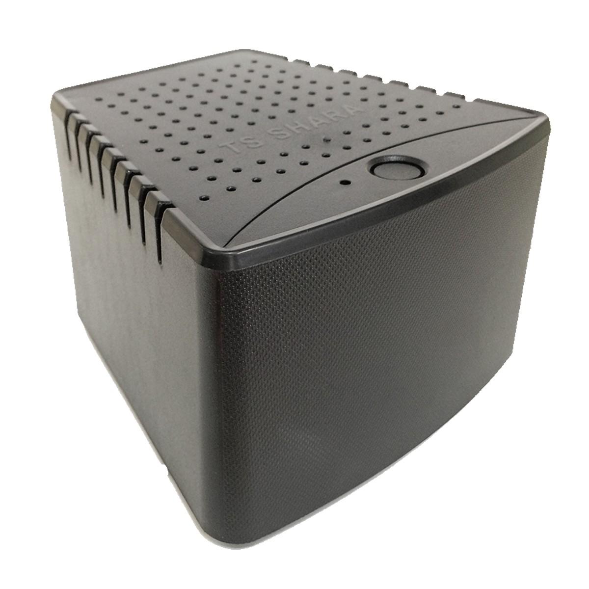 Estabilizador Ts Shara Powerest Home 2000VA Monovolt Saída 220V Entrada 220V 6 Tomadas - 9020