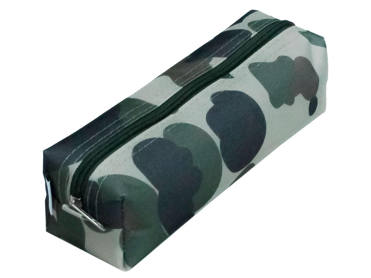 Estojo Camuflado Jumbo, Com Ziper, Pacote Com 4 Unidades - Goodie