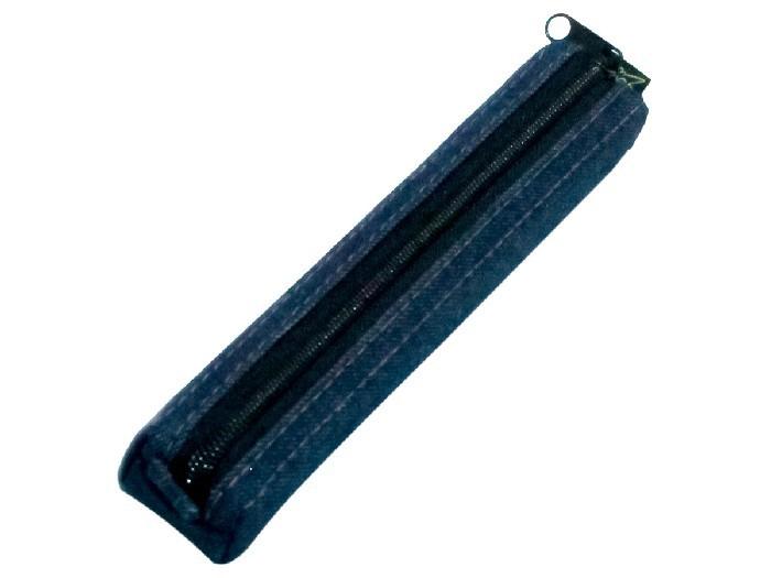 Estojo Jeans Pop, Pacote Com 12 Unidades, Jeans - Goodie