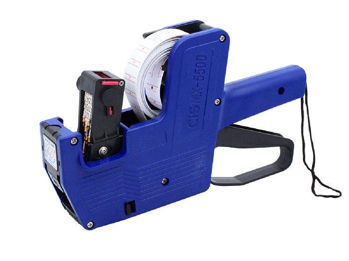 Etiquetador de Preços Manual com 8 Dígitos MX 5500 - Cis