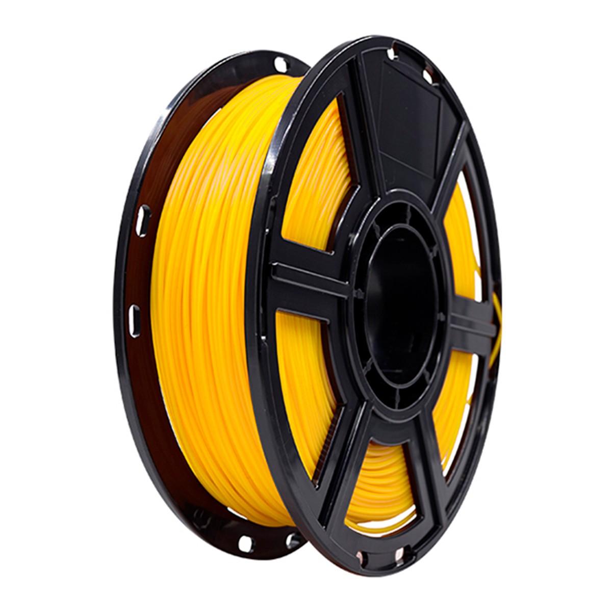 Filamento para Impressora 3D Flashforge PLA Amarelo 0,5 Kg - 29994