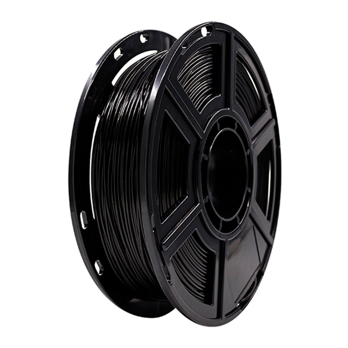 Filamento para Impressora 3D Flashforge PLA Preto 0,5 Kg - 28897