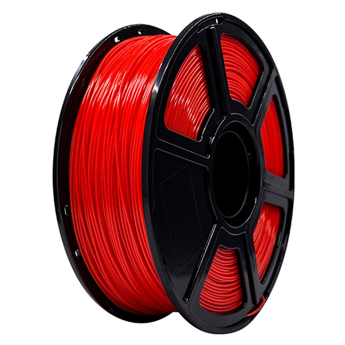 Filamento para Impressora 3D Flashforge PLA Vermelho 0,5 Kg - 28896
