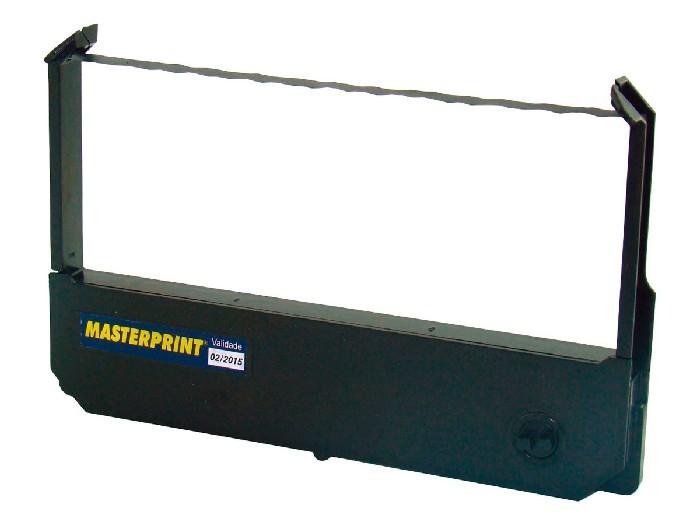 Fita Matricial, CMI600 Haste Longa Preta, Caixa C/ 8 Unidades, Masterprint - 101020006