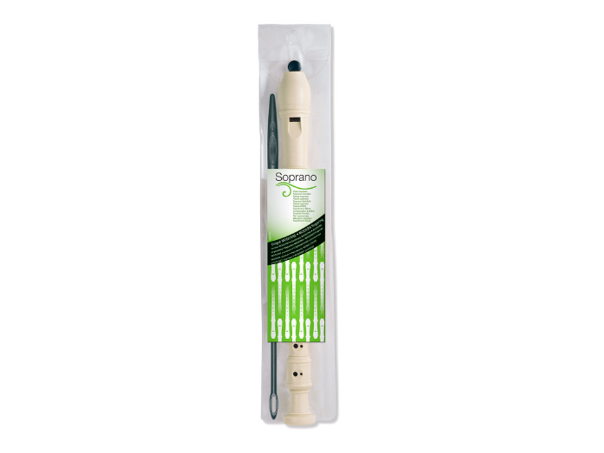 Flauta Moderna Estilo Germânica, Blister C/ 1 Unidade - Maped - 40701