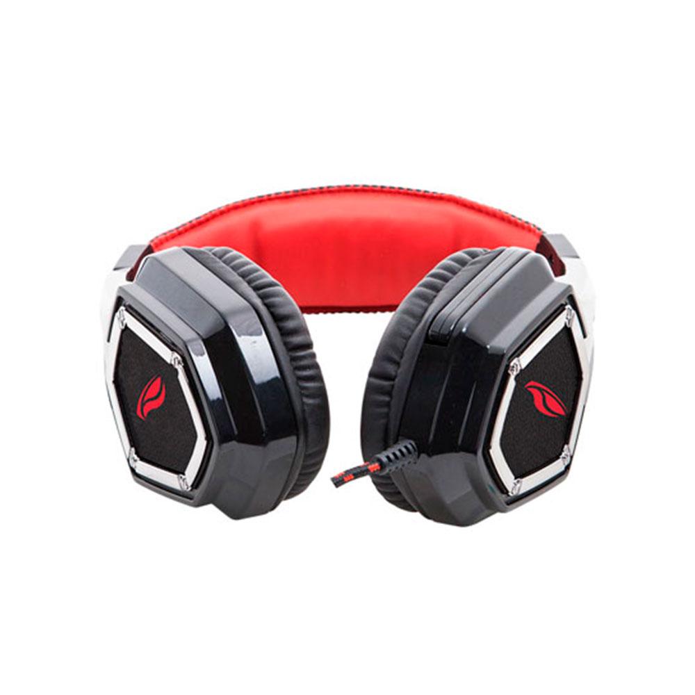 Fone C/ microfone Gamer C3tech Crow Ph-g100bk