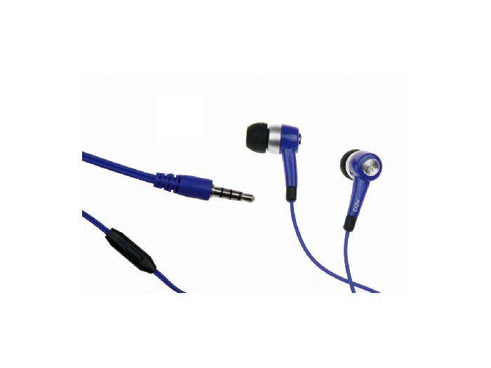 Fone C/microfone Oex Spark Azul FN205