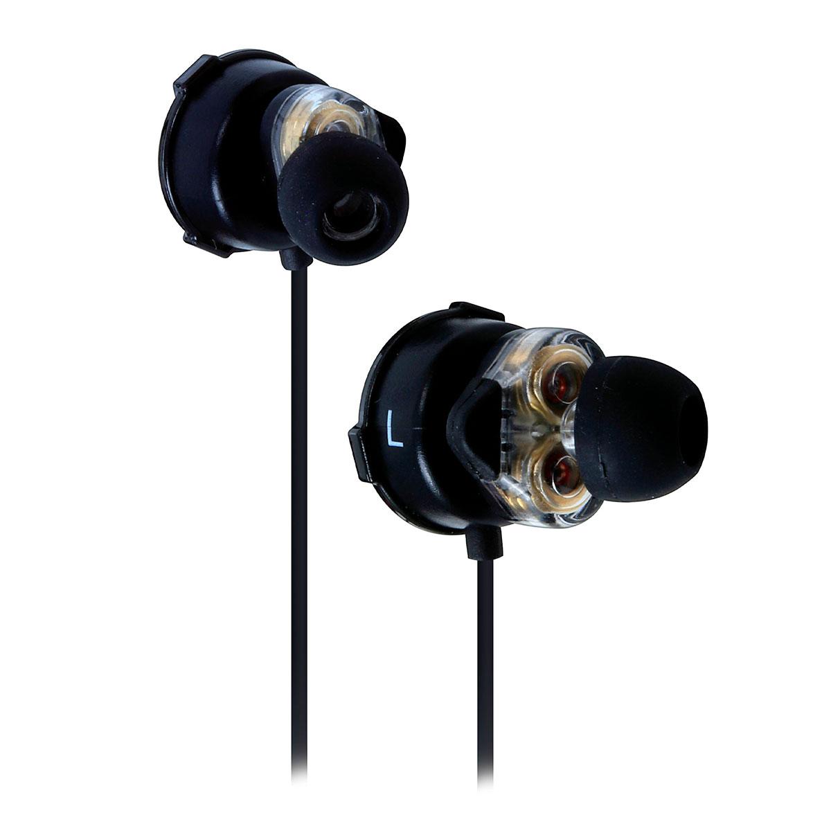 Fone de Ouvido Gamer OEX Quad Plus FN501, P3 de 3.5mm em 90°, 4 Drivers de Audio, Mic Removivel