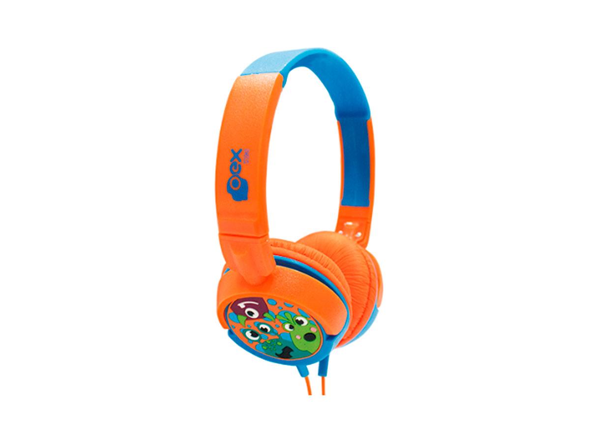 Fone de Ouvido Infantil Oex Boo HP301