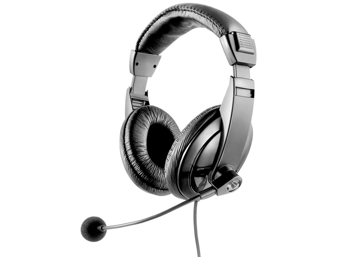 Headset Multilaser Profissional Giant PH049, P2