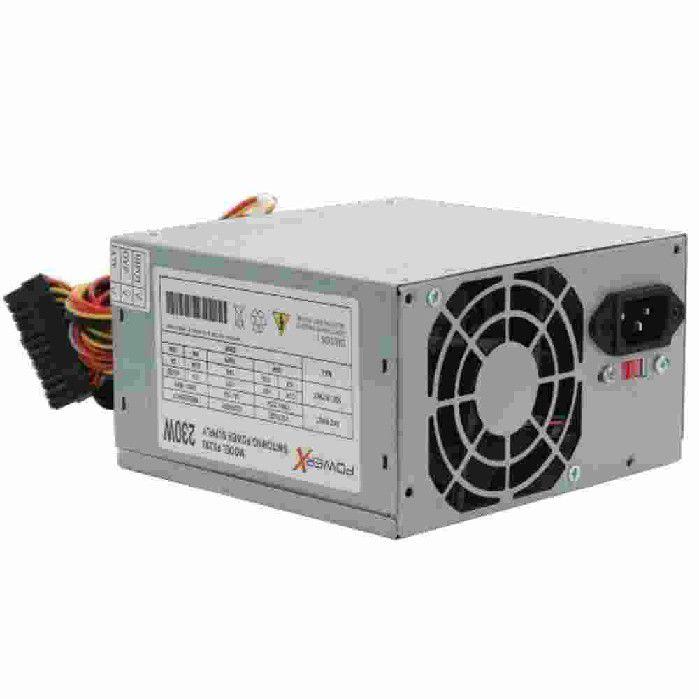 Fonte 230W Real com Cabo PX230 PowerX
