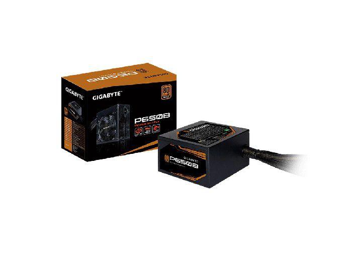 Fonte Alimentação Atx Gigabyte 650W 80 Plus Bronze GP-P650B/BR