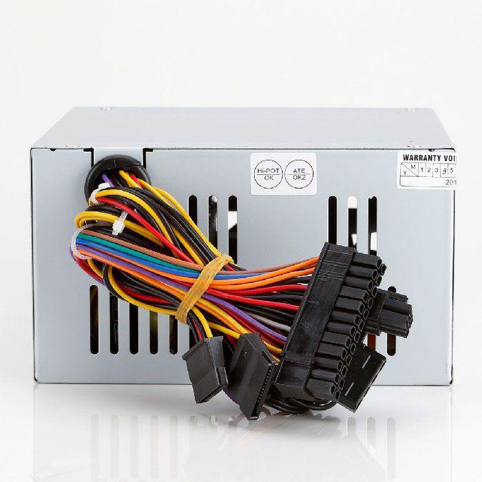 Fonte Alimentação ATX PowerX PX230 230W Real C/ Cabo