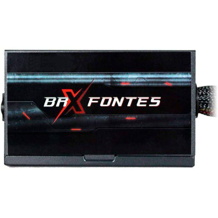 Fonte BRX B-S550W 550W Bivolt