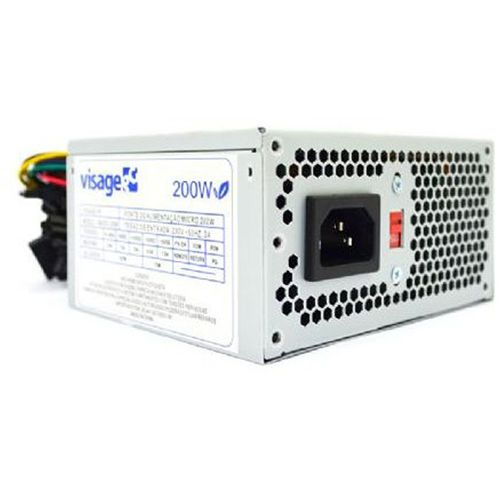 Fonte SFX 200W Real CMMicro-200 Visage