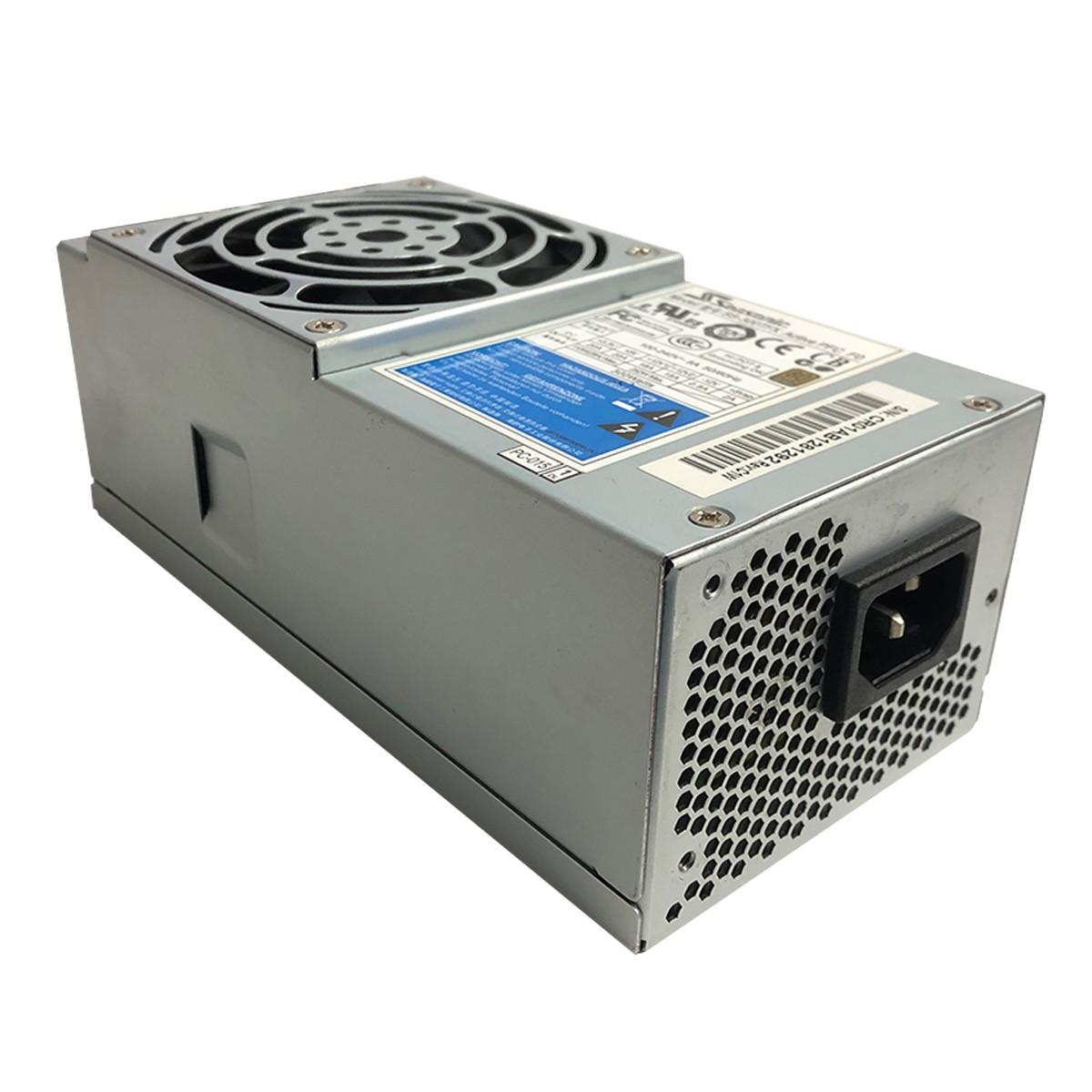 Fonte TFX Seasonic SS-300TFX 300W 80 Plus Bronze, PFC Ativo, Slim, Bivolt Automático