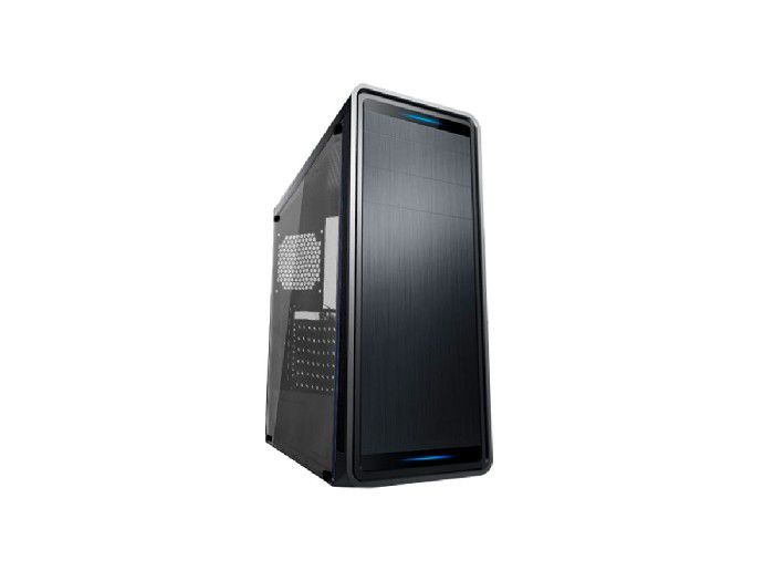 Gabinete Brazil PC Gamer GM8018-BB S/ Fonte Lateral Acrilico