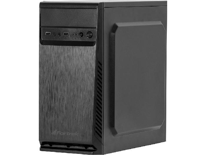 Gabinete Fortrek SC501BK, Sem Fonte, USB,  Preto - 67244