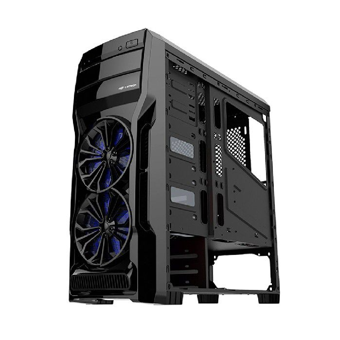 Gabinete Gamer C3tech MT-G650BK S/ Fonte