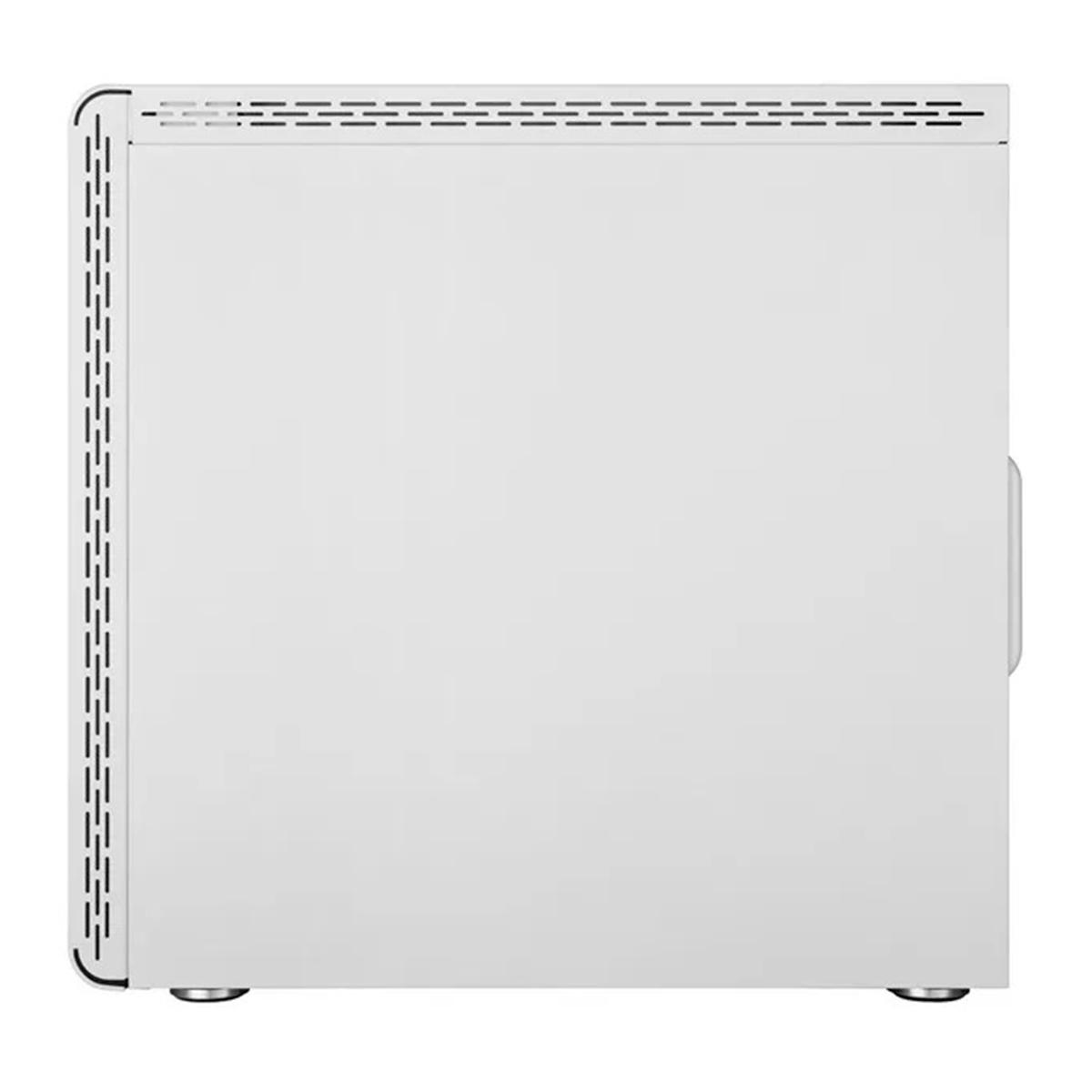 Gabinete Gamer Cooler Master MasterBox MS600 1 Fan Vidro Temperado Branco MCB-MS600-WGNN-S00