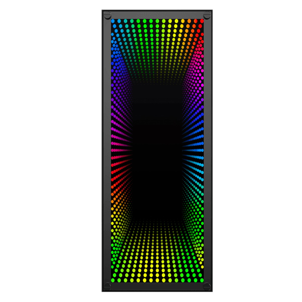 Gabinete Gamer Gamemax Infinit M908-TR Rainbow