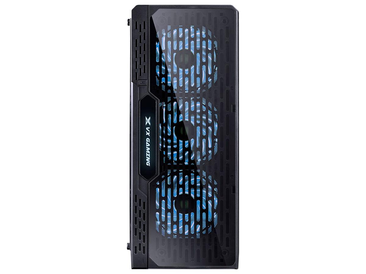 Gabinete Gamer Vinik LUMIA, 3 Fans LED RGB, Lateral em Acrílico, ATX - 09GALM7-3RGB - 27780