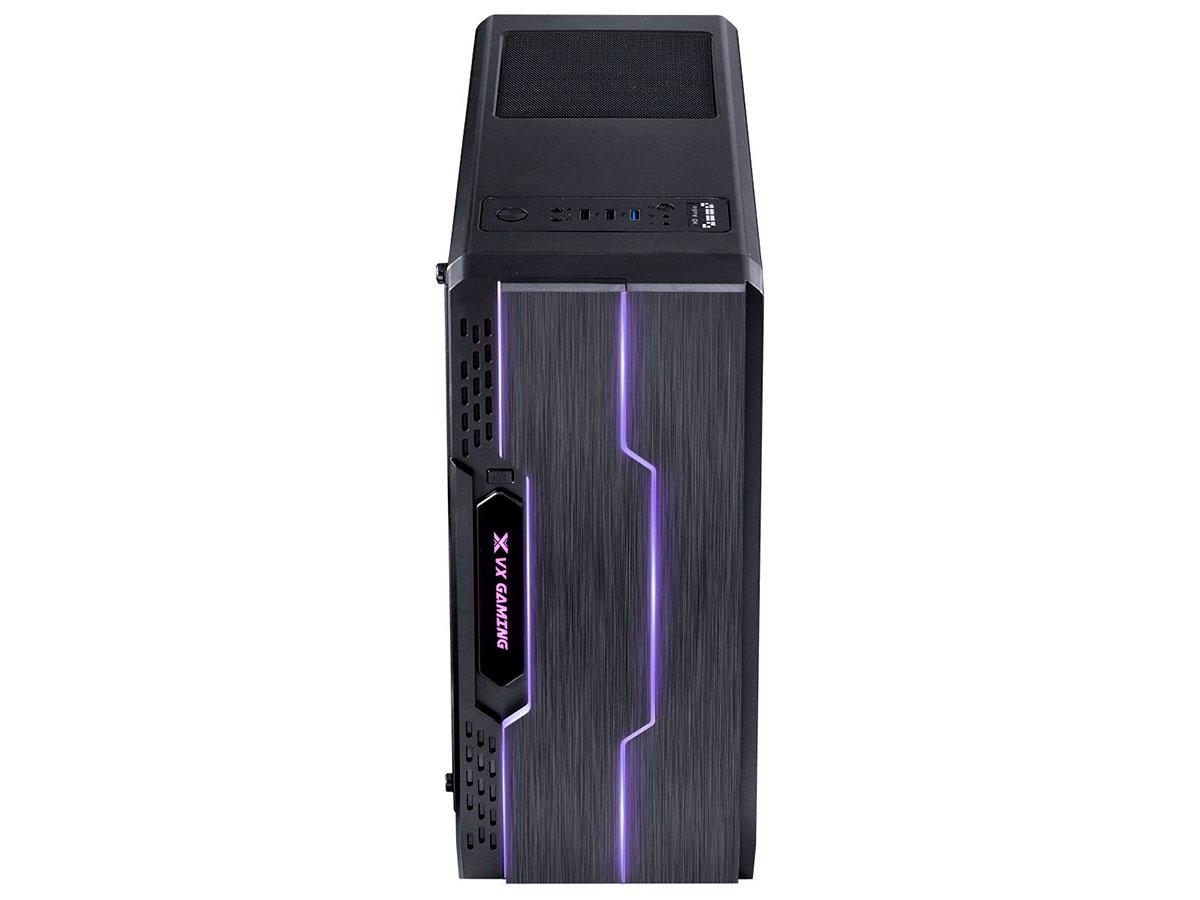 Gabinete Gamer Vinik TRON, LED RGB, Lateral em Acrílico - 09GATR-7 - 27779