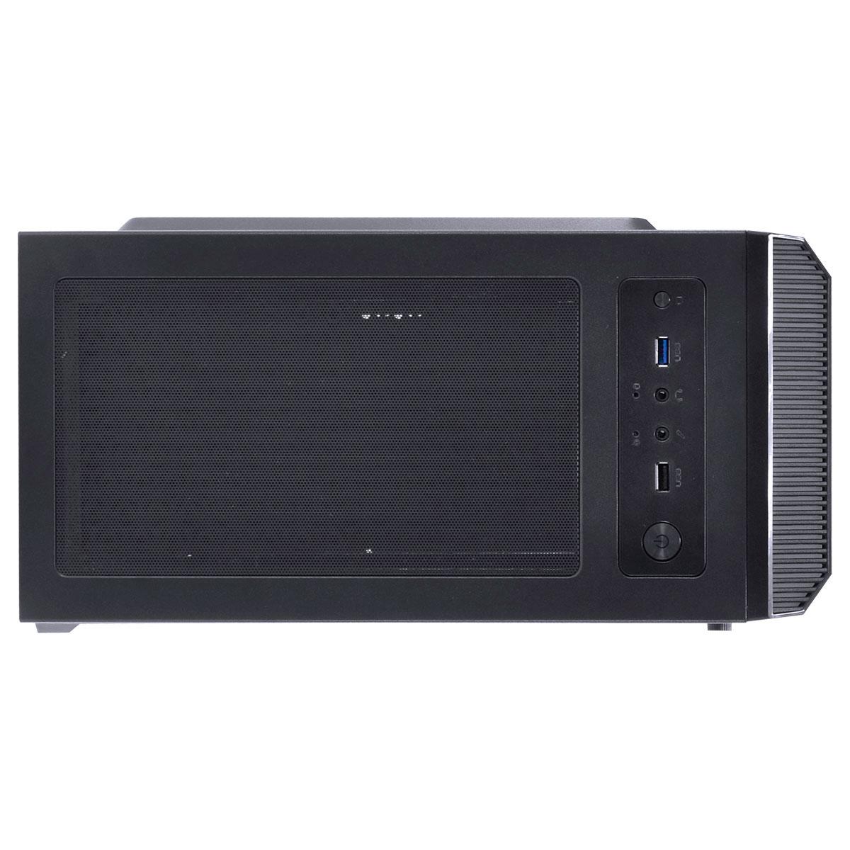 Gabinete Gamer Vinik VX Gaming Borealis, Fita LED RGB, Lateral em Acrílico C/ Dobradiça - 32296