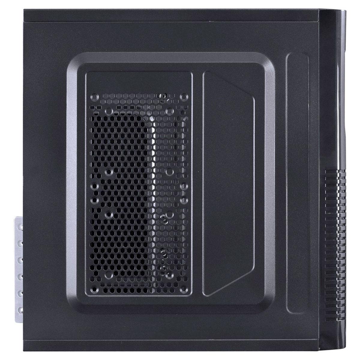 Gabinete Gamer Vinik VX Gaming Orion, Com Fan LED Vermelho Frontal - 29835