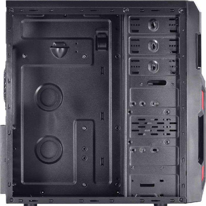 Gabinete Gamer Vinik Vx Typhoon Vermelho 22604
