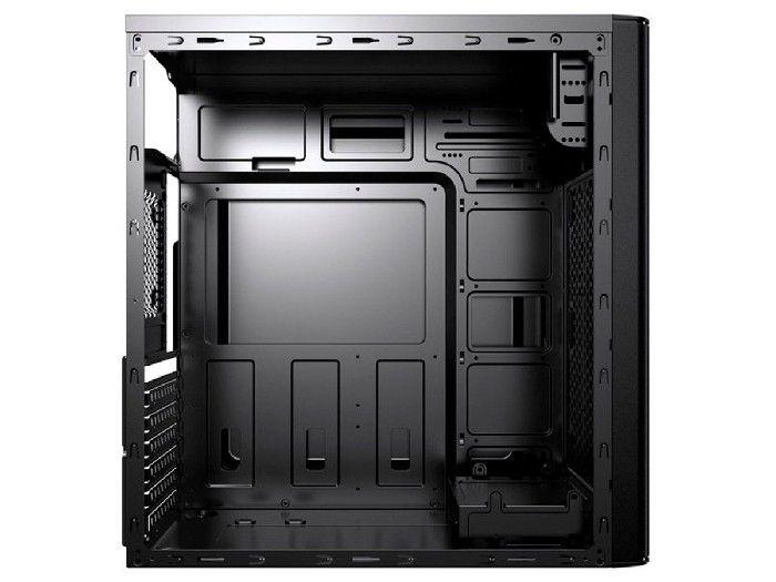 Gabinete Padrão Bpc 1 Baia 3606 Black (2xUSB + Áudio) C/fonte 230W