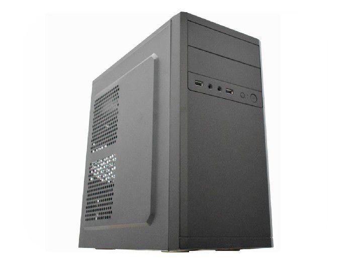 Gabinete Padrão K-mex GM-83Y1 Preto C/fonte PX300 C/2*USB + Áudio