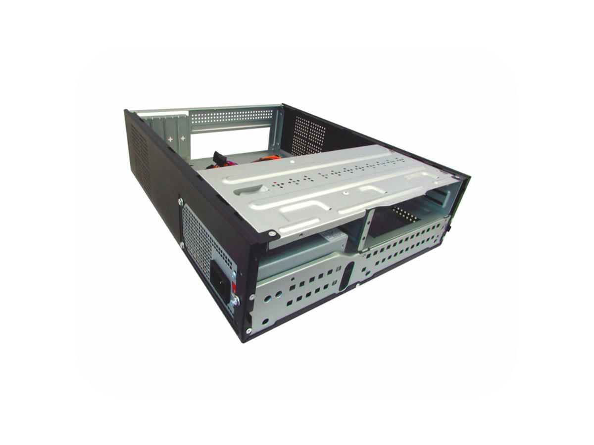 Gabinete Slim K-mex Gm-07t7 Preto C/ Fonte e Cabo