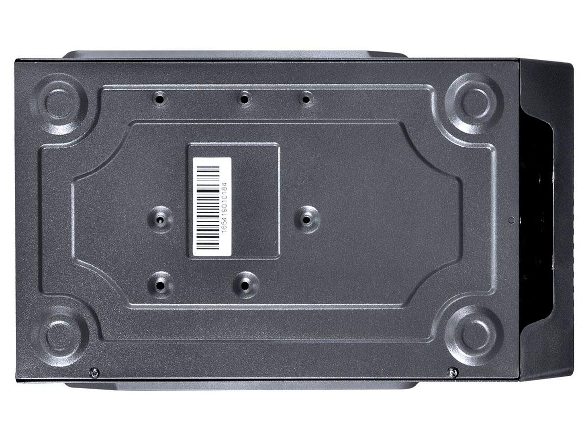 Gabinete Vinik Corporativo One M1, Micro ATX, Preto, USB 2.0, Sem Fonte - 32373