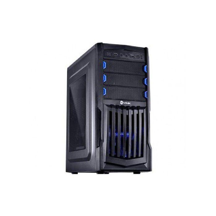 Gabinete Vinik Gaming Thunder V2 Led Azul 25344