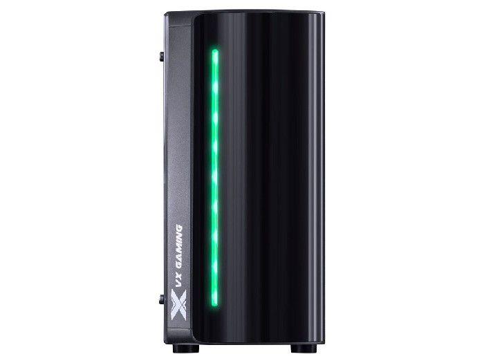 Gabinete Vinik Vx Spectrum Rgb 7 Cores Sp7laf