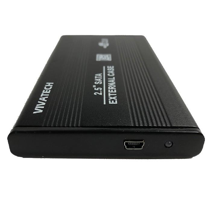 """Gaveta/Case para HD 2,5"""" GV Brasil GVT.18101 - VVT-B USB 2.0"""