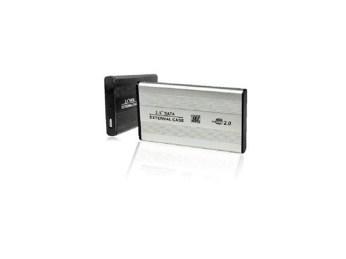 """Gaveta Externa USB para Disco Rigido 2,5"""" GVT.050 Preto"""