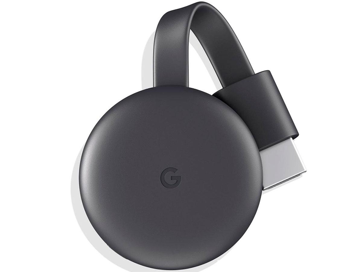 Google Chromecast 3 Streaming Media GA00439