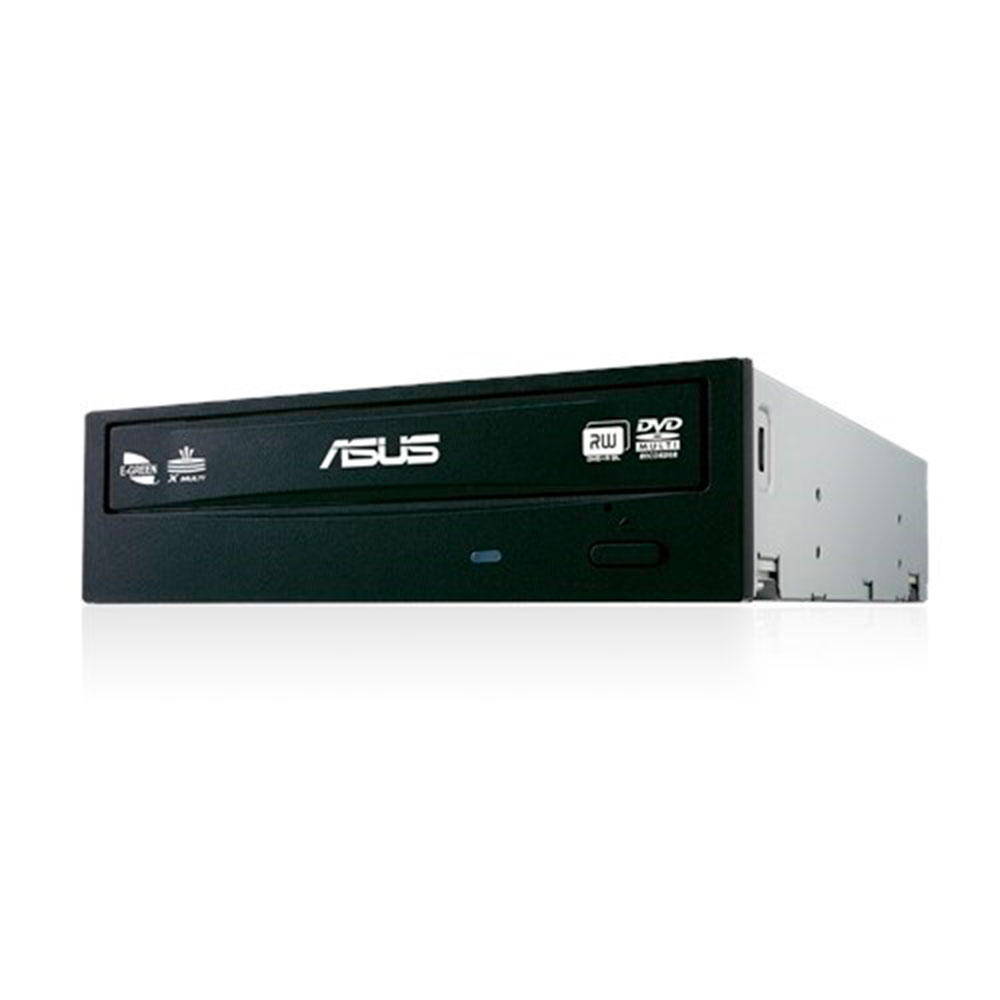 Gravador Dvd-rw Sata Asus 24x Drw-24f1mt/blk/b/as