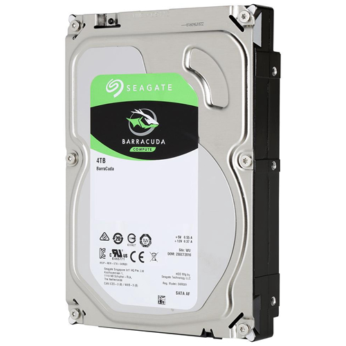 Hd Interno 4tb Seagate St4000dm004