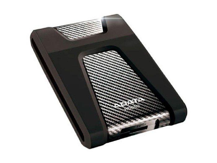 HD Externo 1TB Adata Portátil Anti Choque HD650 2,5 USB 3.1 AHD650-1TU31