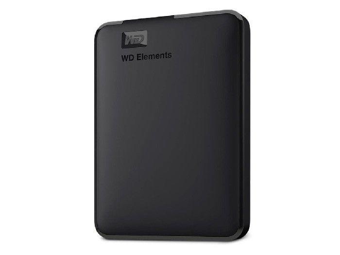 HD Externo 1TB Western Digital Elementes 3.0 2.5 Portatil
