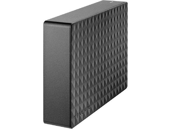 HD Externo 3TB Seagate Expansion USB 3.0 Preto - STEB3000100