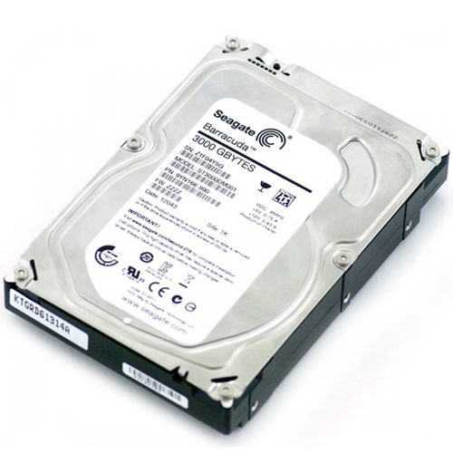 HD Seagate 3TB 7200rpm Sata III ST3000DM001