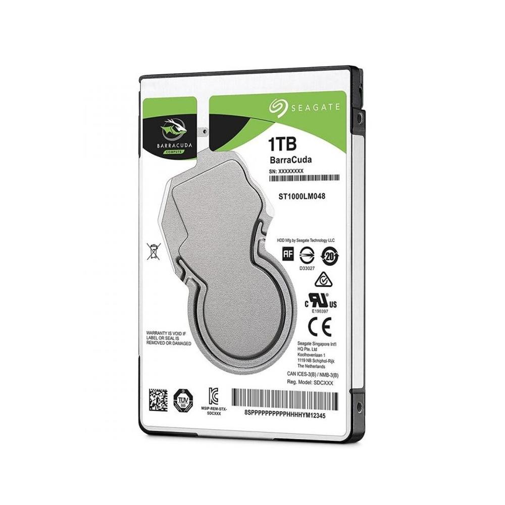 HD Seagate ST1000LM048 para Notebook 1TB SATA 5400RPM