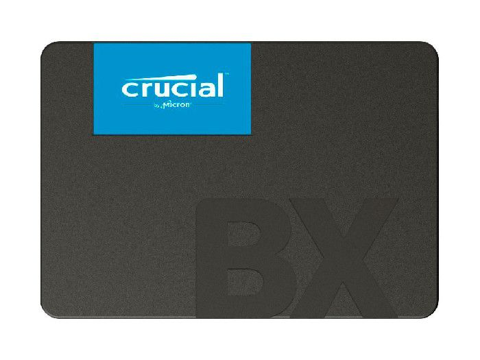 HD SSD 120GB Crucial CT120BX500SSD1